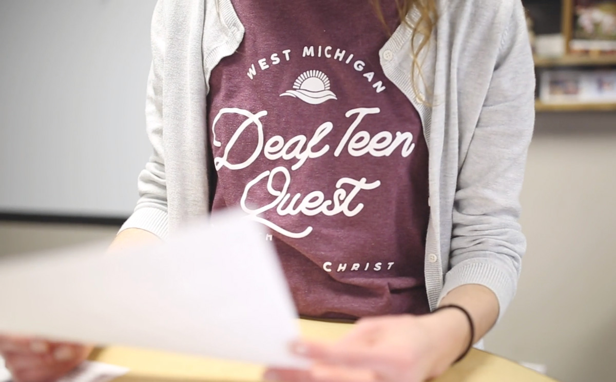 Deaf Teen Quest